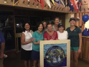 Chasing the World by SunHi, Amanda, Carolyn Wilsford, Carolyn Howard, Renee Ruais, Carol Frick, Laura Miller