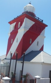 This may have served as a light house long ago Krista.