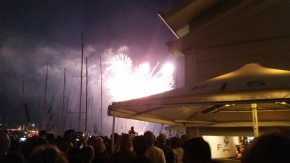 Fireworks for brining in 2016