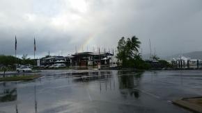Rainbow to start us on the journey