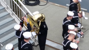 Tubist is not going to miss the action