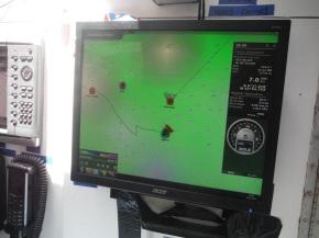 Radar providing us information