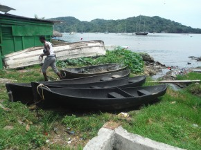 Local boats still being used