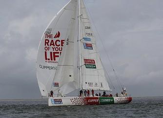 Den Helder race start 1